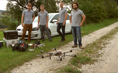 Team Drone Tech & Drone Rescue
