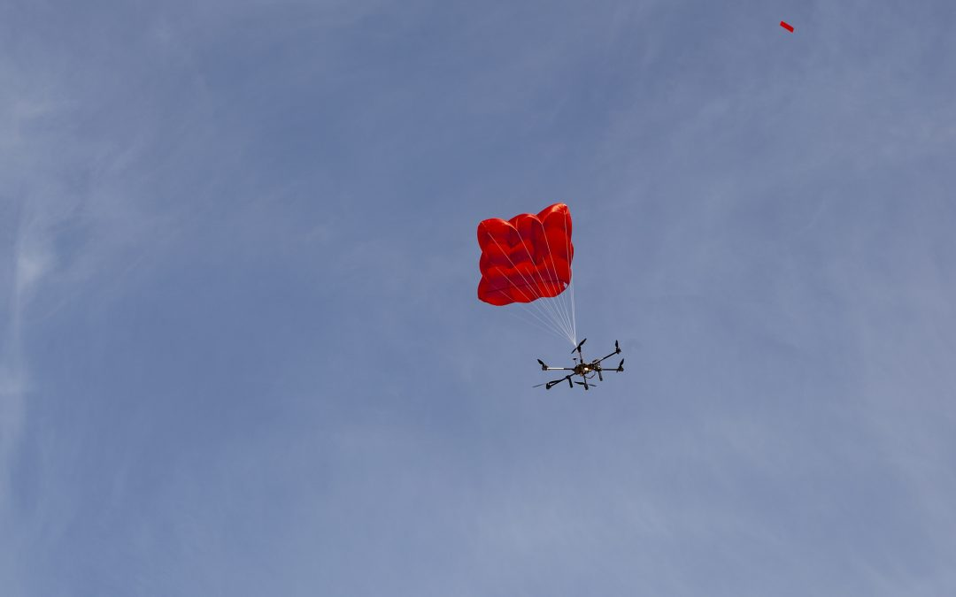 Coorperation with Drone Rescue Systems