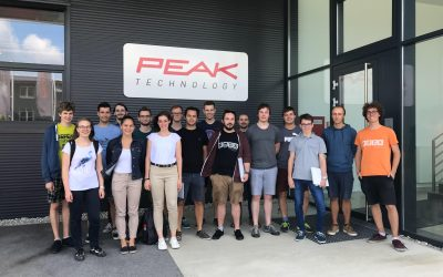 Excursion to Peak Technology and FACC